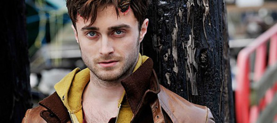 Primer vistazo a Daniel Radcliffe en Horns