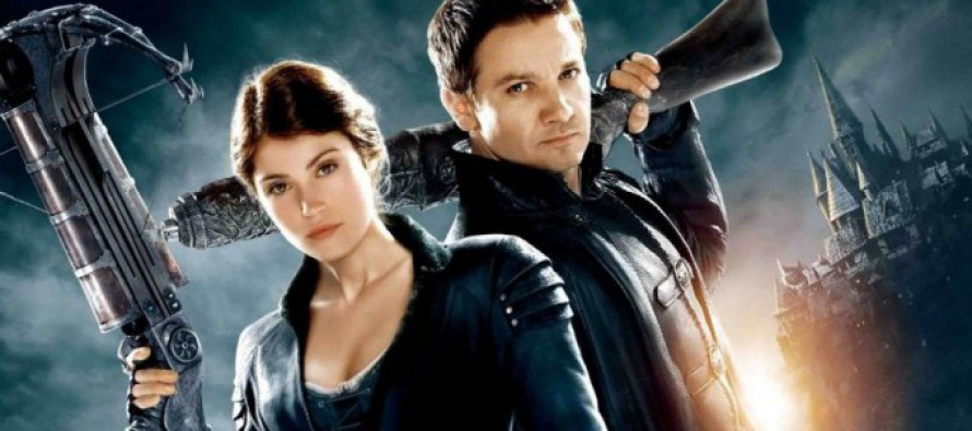 Nuevo poster de Hansel and Gretel: Witch Hunters