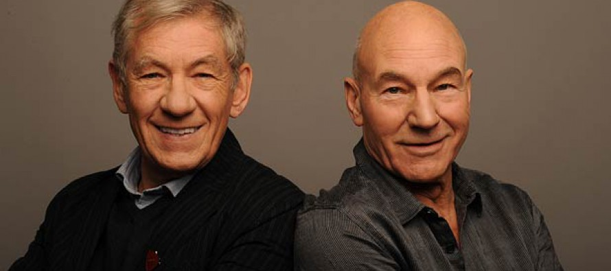 X-Men: Days of Future Past contará con Ian McKellan y Patrick Stewart