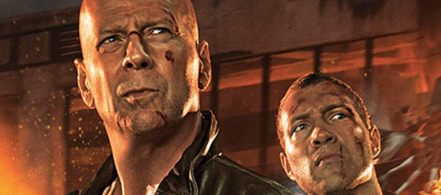 Tercer trailer de A Good Day to Die Hard