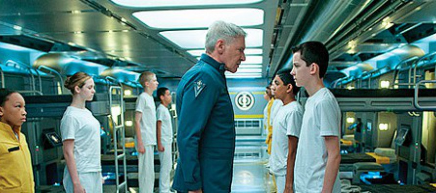 Primer vistazo a Harrison Ford en Ender's Game
