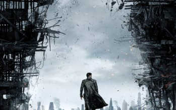 Teaser poster de Star Trek Into Darkness