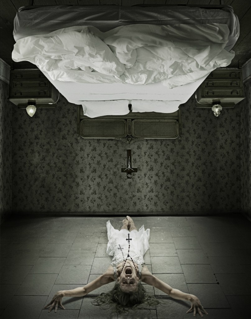 The Last exorcism II poster