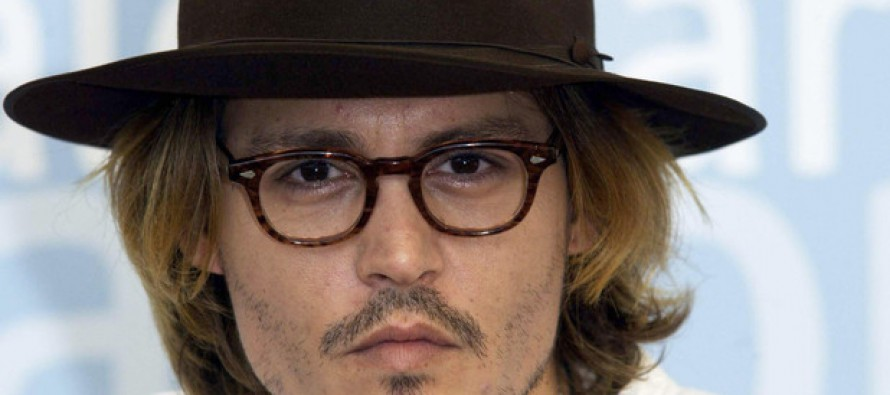 Johnny Depp podría ser el mago Mortimer Wintergreen