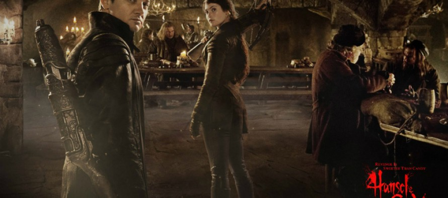 Otro red band tráiler para Hansen and Gretel: Witch Hunters