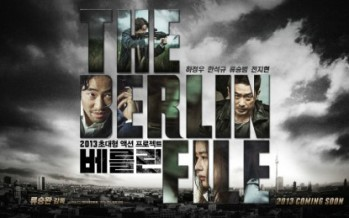 Tráiler del thriller coreano The Berlin File