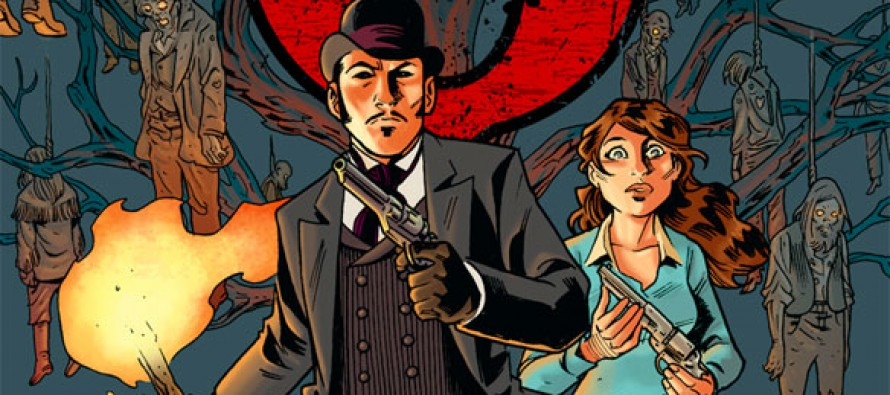 El Comic The Sixth Gun a la televisión