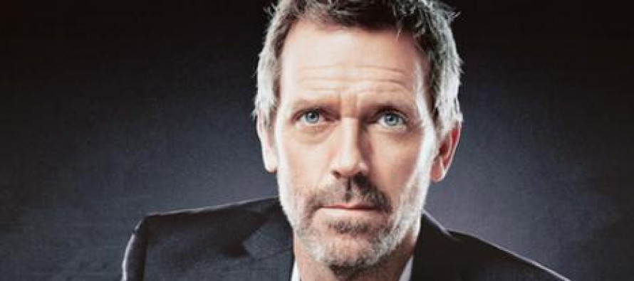 Hugh Laurie será el villano en Tomorrowland