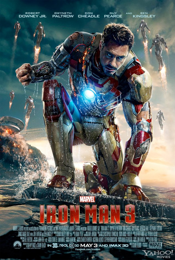 iron man 3 legion poster