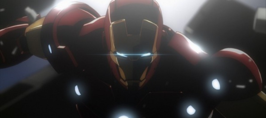 Tráiler del film de animación Iron Man: Rise of the Technovore