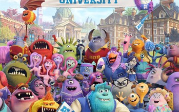 Nuevo poster para Monsters University