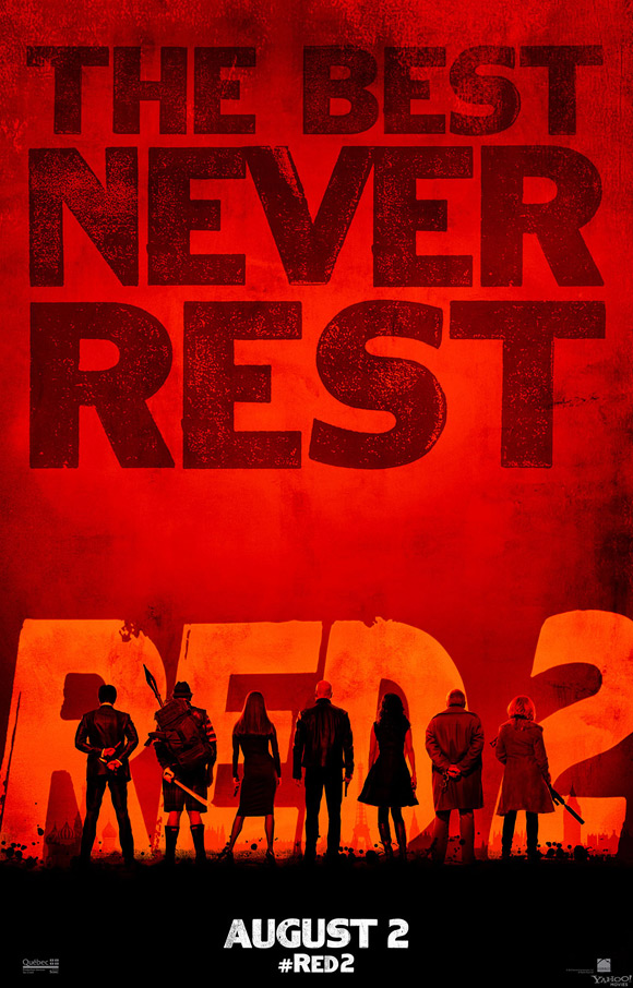 red 2 poster