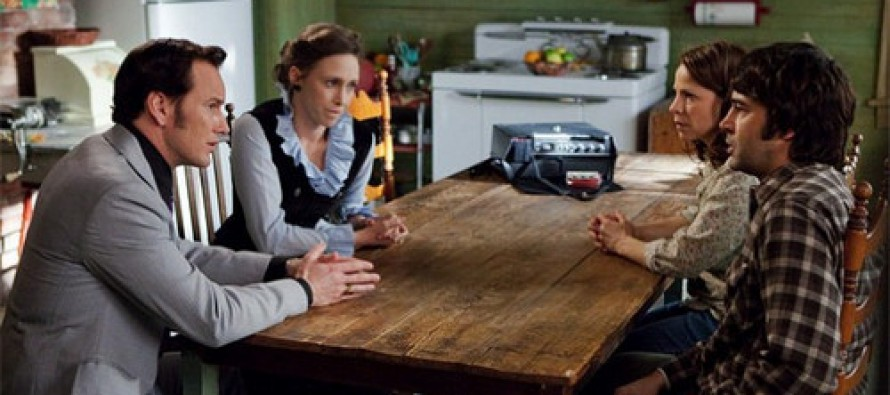 Primer tráiler de The Conjuring de James Wan