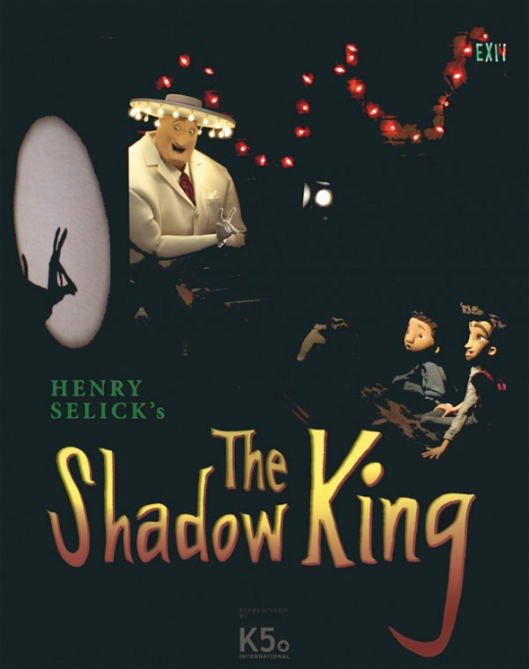 the shadow king primer poster