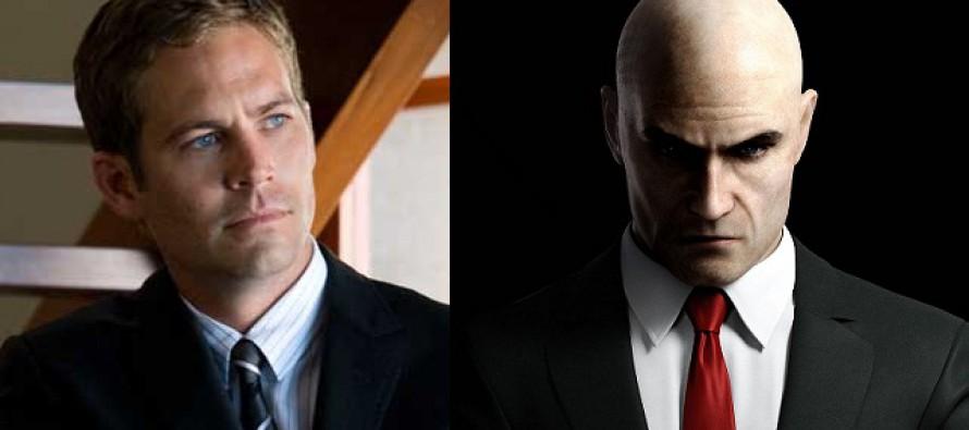 Paul Walker protagonizará el reboot de Hitman