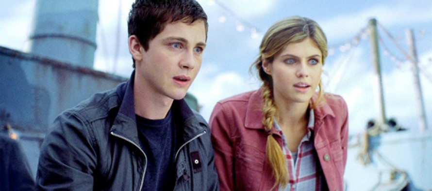 Primer tráiler de Percy Jackson: Sea of Monsters