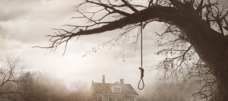Nuevo poster para The Conjuring de James Wan