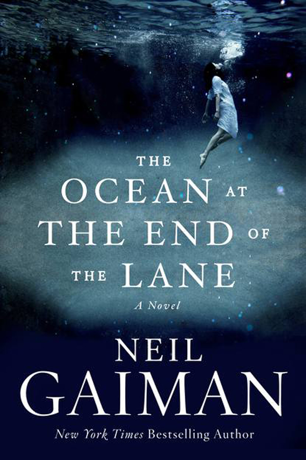 the ocean at the end of the lane portada
