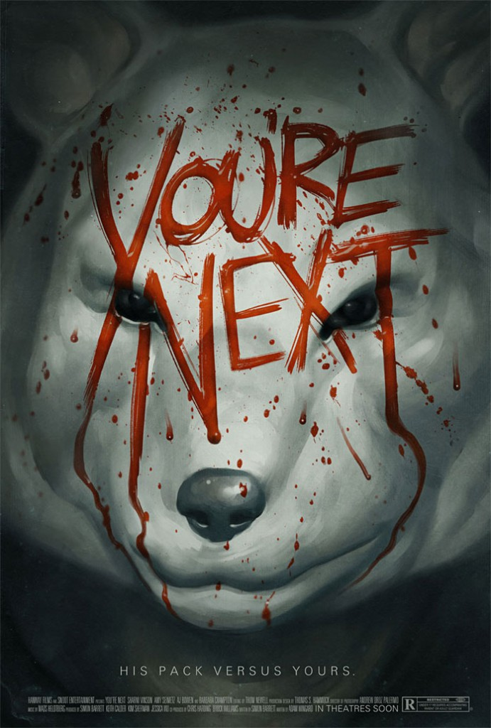 youre next poster