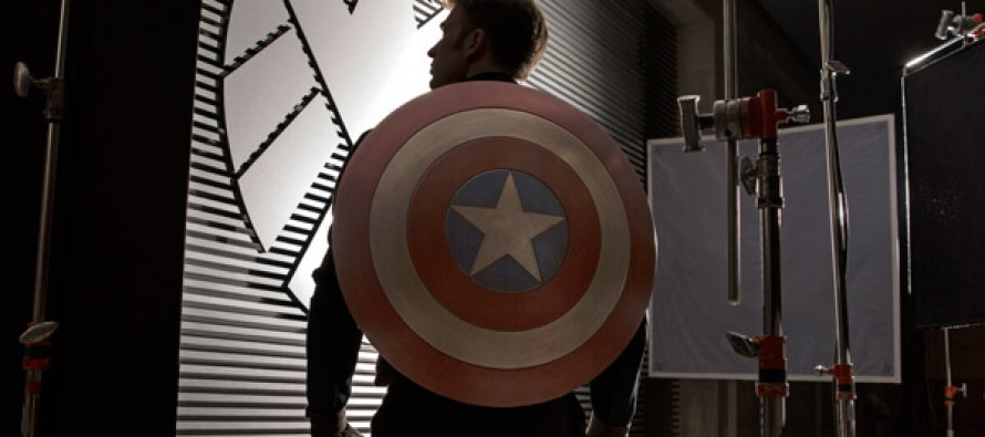 Primera imagen de Captain America: The Winter Soldier