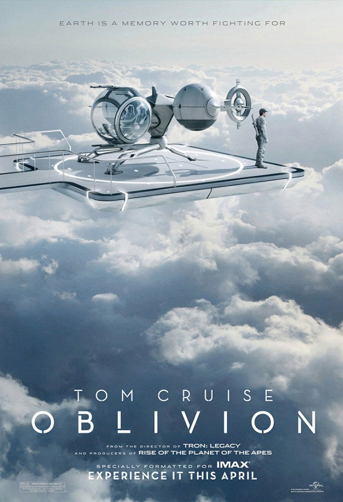 oblivion poster