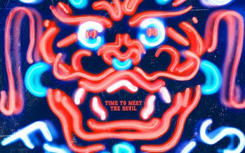 Teaser poster de neon para Only God Forgives