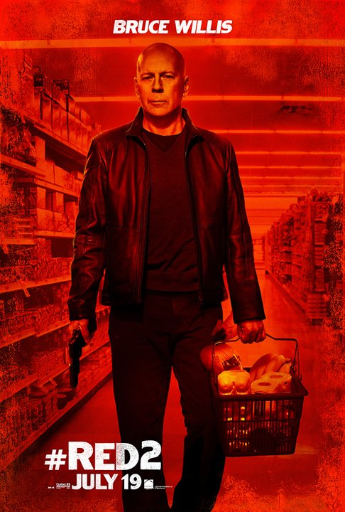red 2 posters personajes 1