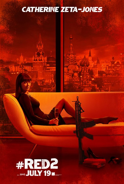 red 2 posters personajes 5