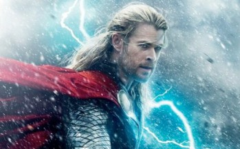 Primer poster de Thor: The Dark World