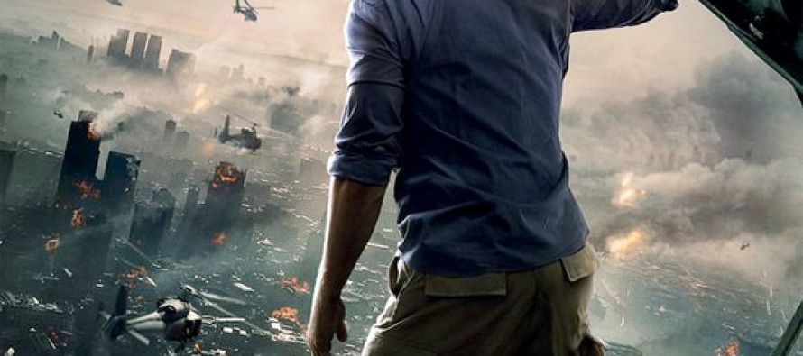 Otro poster para World War Z