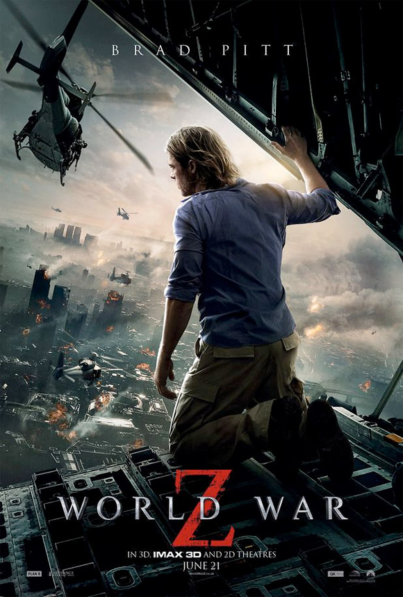 world war z poster 2