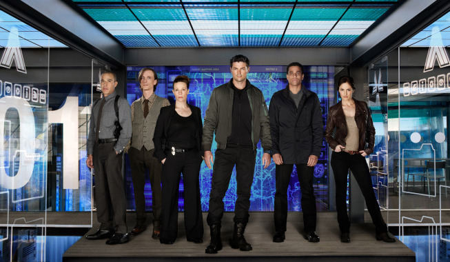 almost human cast