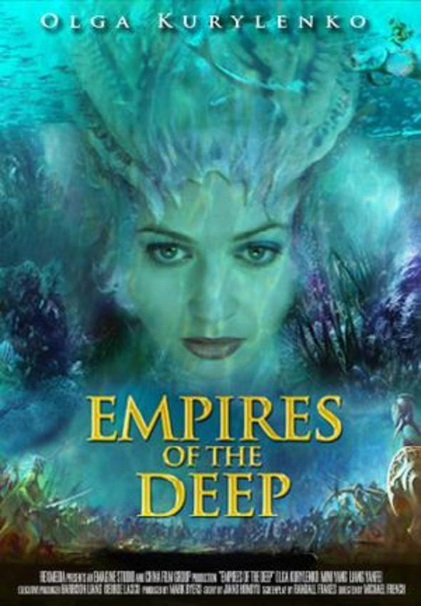 empires of the deep poster