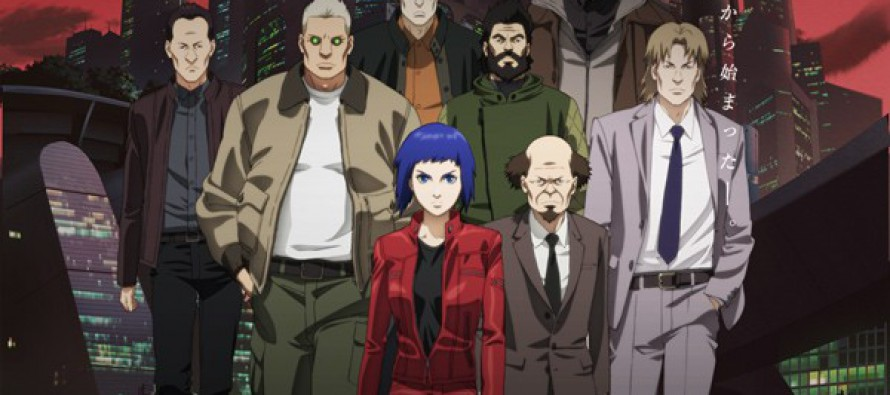 Tráiler de Ghost In The Shell Arise: Ghost Pain