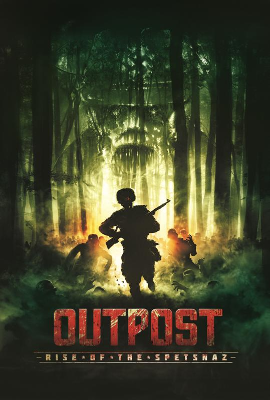 outpost III poster