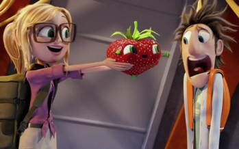 Nuevo avance de Cloudy With a Chance of Meatballs 2
