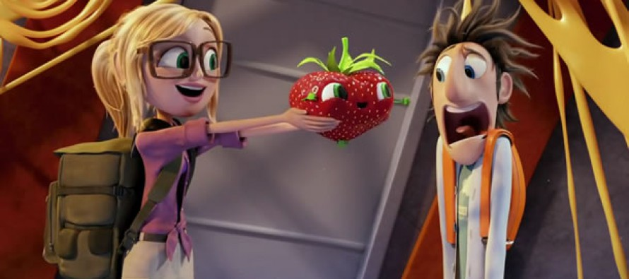 Segundo tráiler de Cloudy with a Chance of Meatballs 2