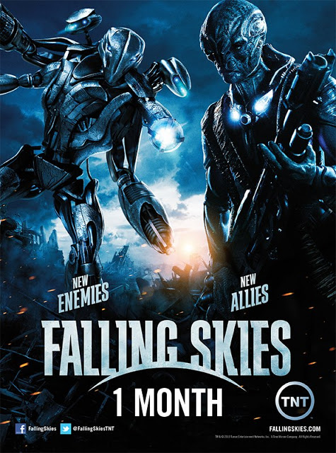 falling skies temp 3 poster