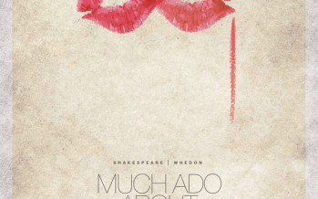 Nuevo poster para Much Ado About Nothing de Whedon