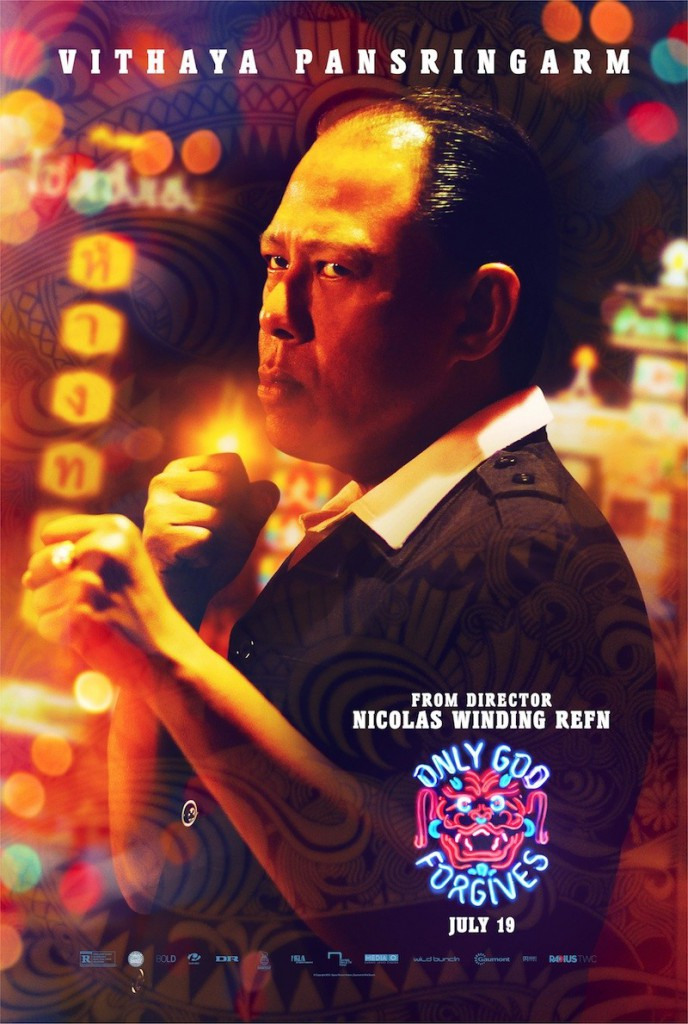 only god forgives poster 2