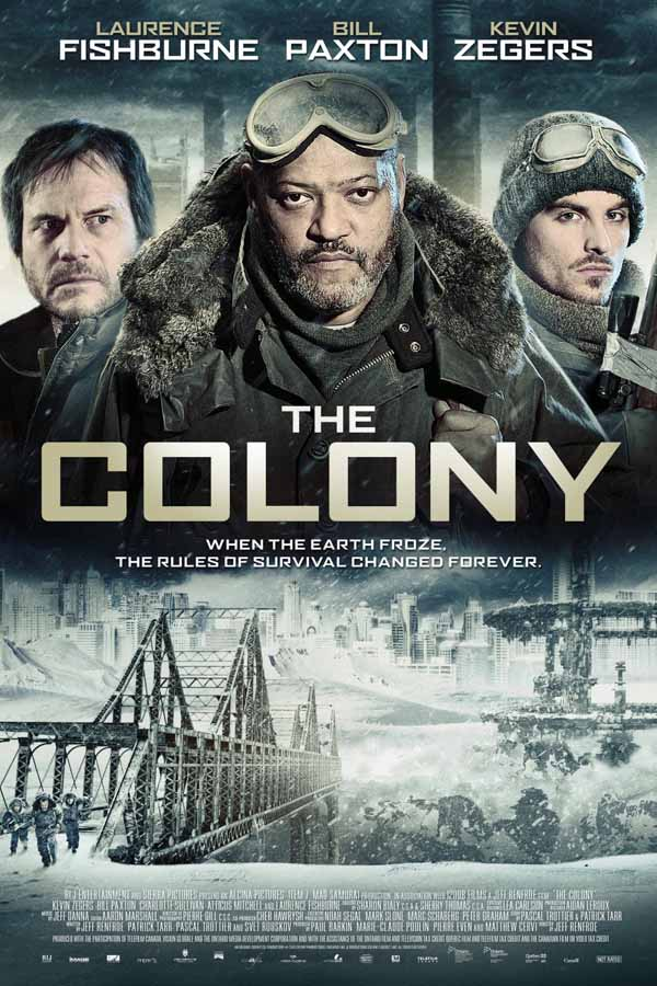 the colony nuevo poster
