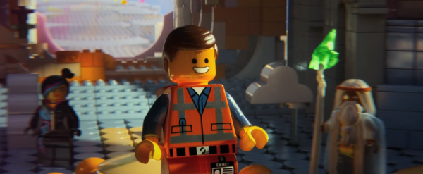 the lego movie imagen
