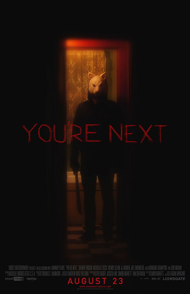 youre next oficial poster