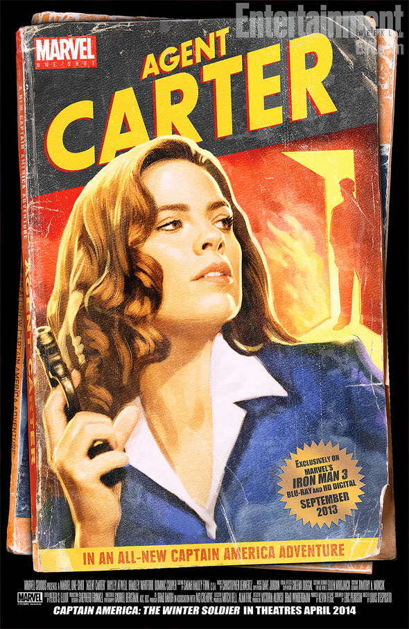 Marvel One-Shot Agent Carter poster