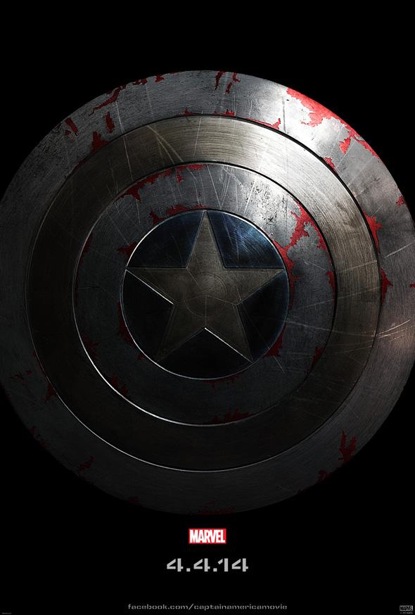 captain america teaser poster