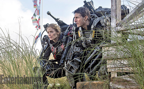 edge of tomorrow imagen