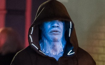 Electro en el teaser de The Amazing Spider-man 2