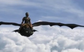 Primer teaser de How to Train Your Dragon 2