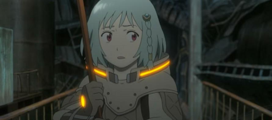 Tráiler del anime Sakasama no Patema