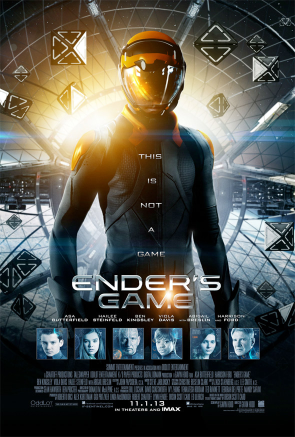 enders game final poster